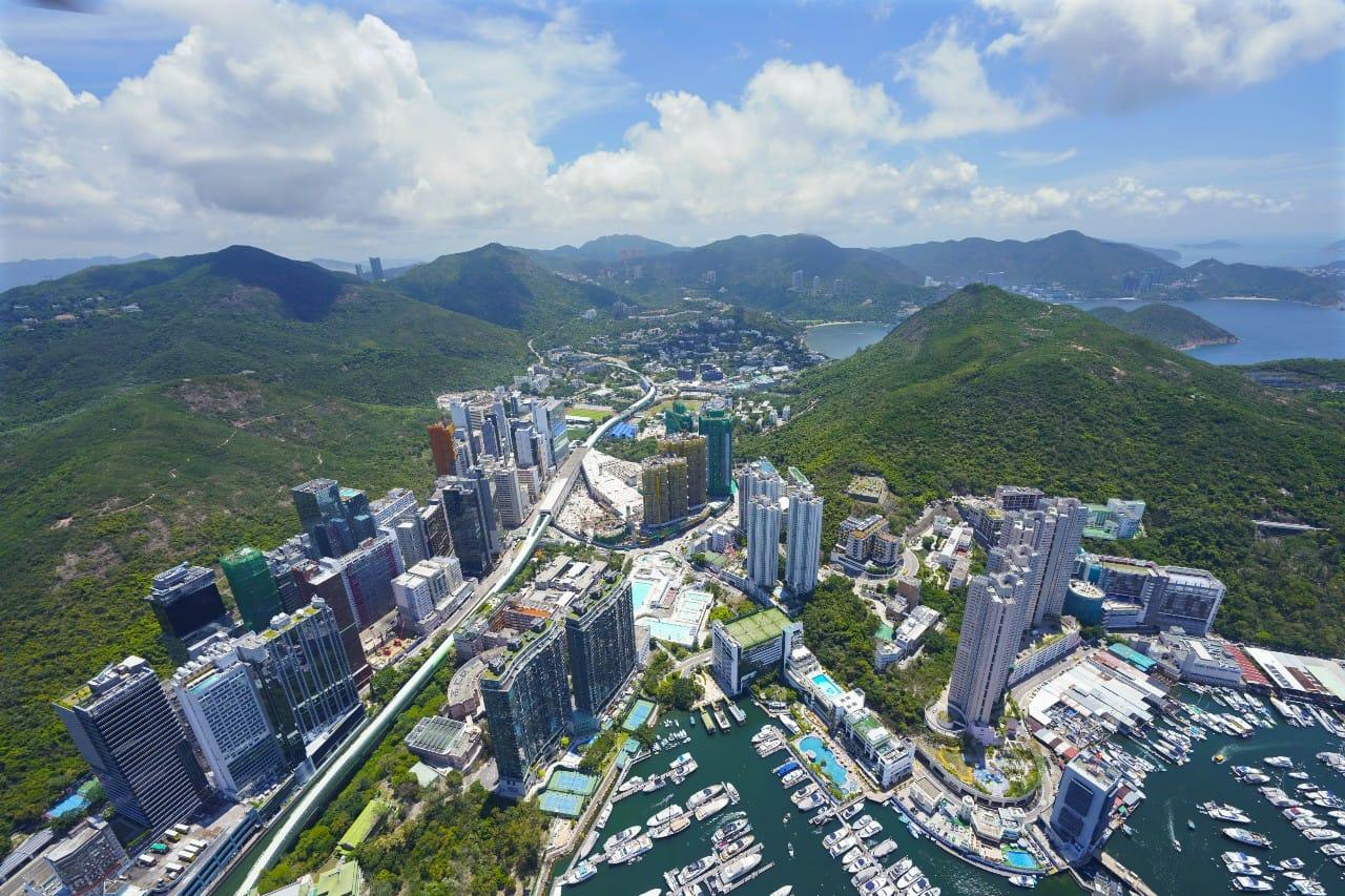 港島南岸2期料擁有優質南區海景。
