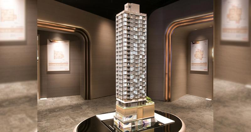 VAU Residence首輪沽54伙 63%買家選建築期付款