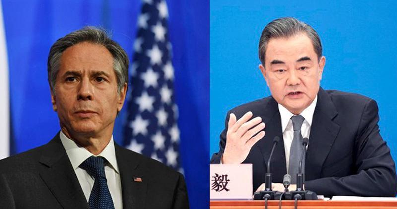 美國務卿布林肯和中國外長王毅據報無計劃在G20會議期間會晤