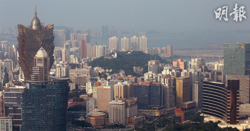 澳門居民投資香港股債市值達1395億澳門元