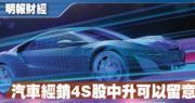 【有片:選股王】汽車經銷4S股中升可以留意