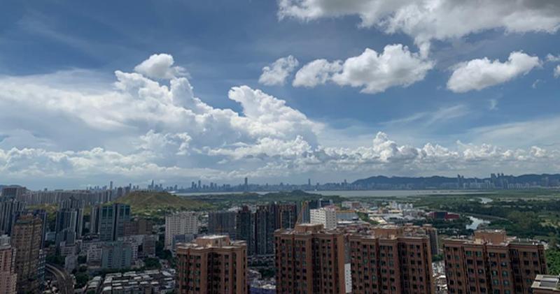 YOHO Midtown兩房新高紀錄單位可遠眺深圳景