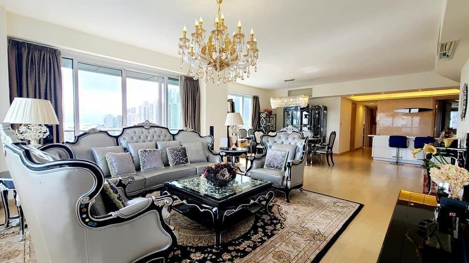 多圖  深灣9號4房9100萬易手 實呎4.67萬雙破頂