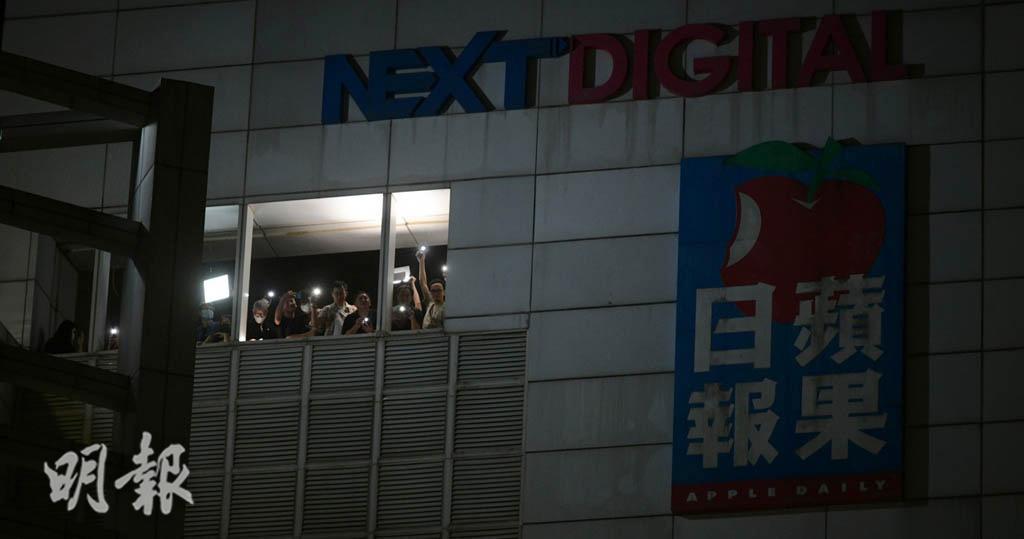壹傳媒就出售台灣蘋果日報簽訂意向書 料下月底前簽訂正式交易協議