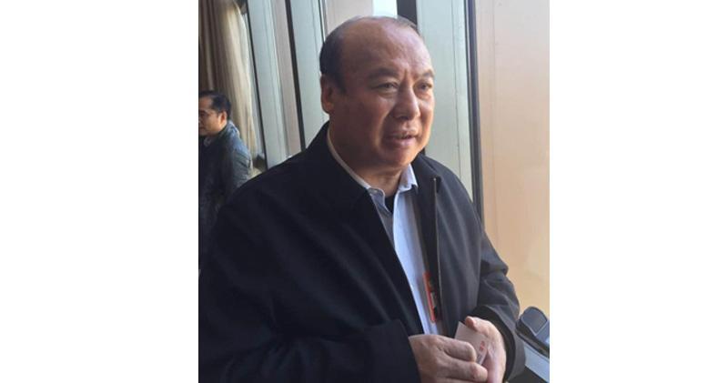 盧志強妻申報再無中泛控股及中國通海持股