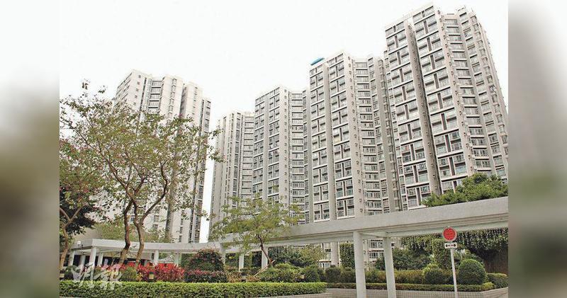 麗港城本月22宗成交 兩房8年升值七成