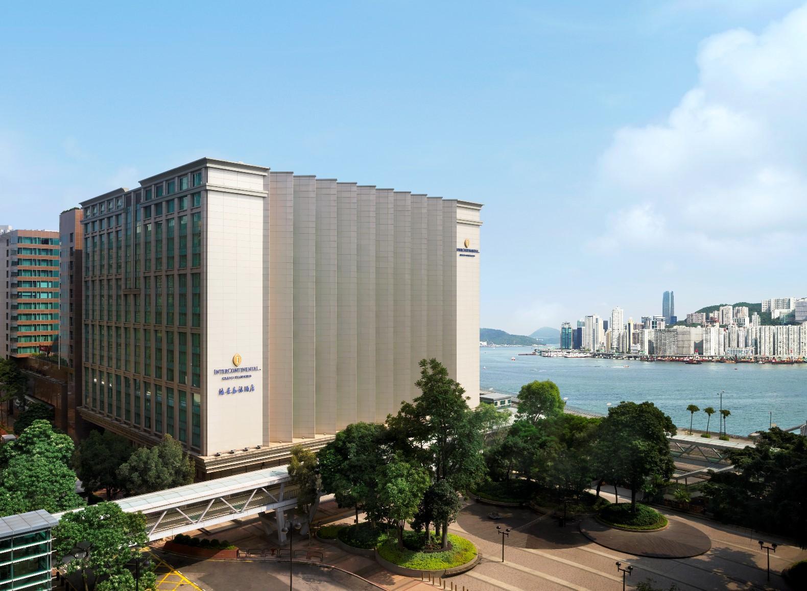 圖為海景嘉福酒店