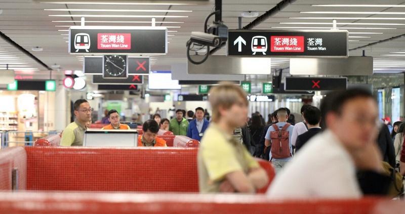 匯豐料港鐵的基礎盈利倍增至98億