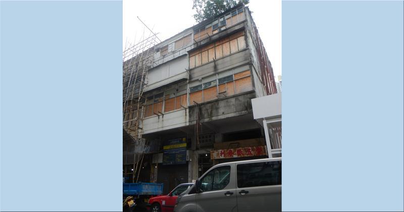 恒地底價5.24億統一耀東街舊樓