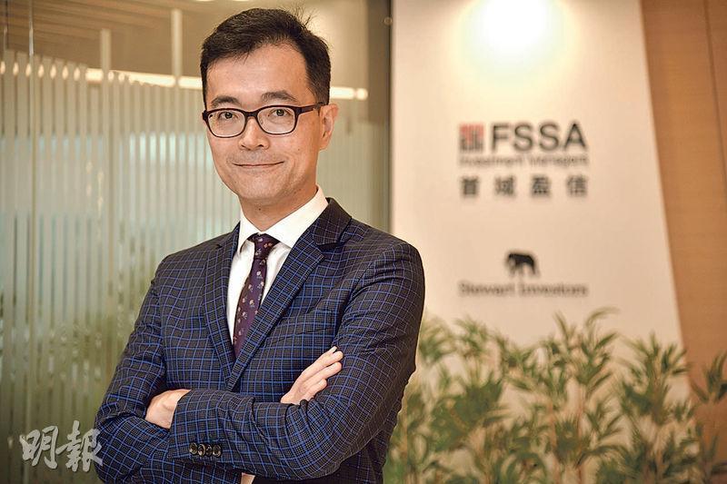 首域盈信劉國傑指騰訊仍有不少投資亮點,加上現時估值不高,旗下基金會繼續持有。(黃志東攝)