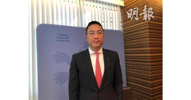 百達財富管理資深亞洲經濟學家陳東(馬迪帆攝)