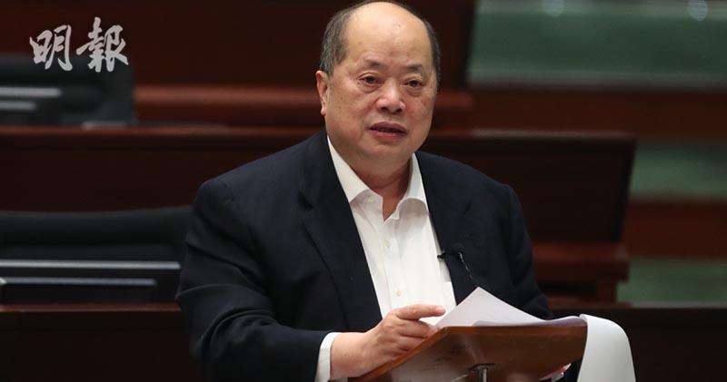 佳寧娜委任經民聯張華峰作非執董 每年董事袍金30萬