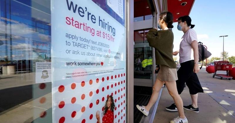 美國上周36萬人首申領失業救濟 去年3月以來最低