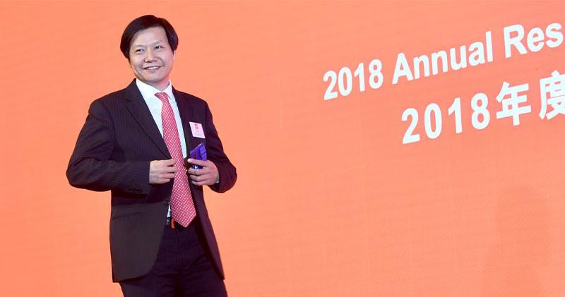 榜單大換血 小米雷軍問鼎中國最佳CEO(資料圖片)