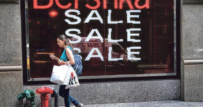 美國上月零售意外增長0.6%