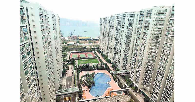 麗港城2房額印鬆綁750萬沽 3年實蝕近5%離場