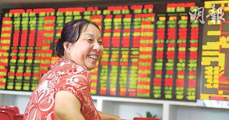 滬指終止三連跌 深證成指連升3個交易日 兩市成交額破1.2萬億人幣