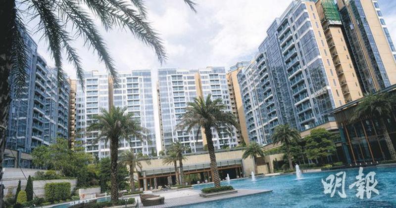 PARK YOHO Genova 高層戶斥888萬元購2房戶自住