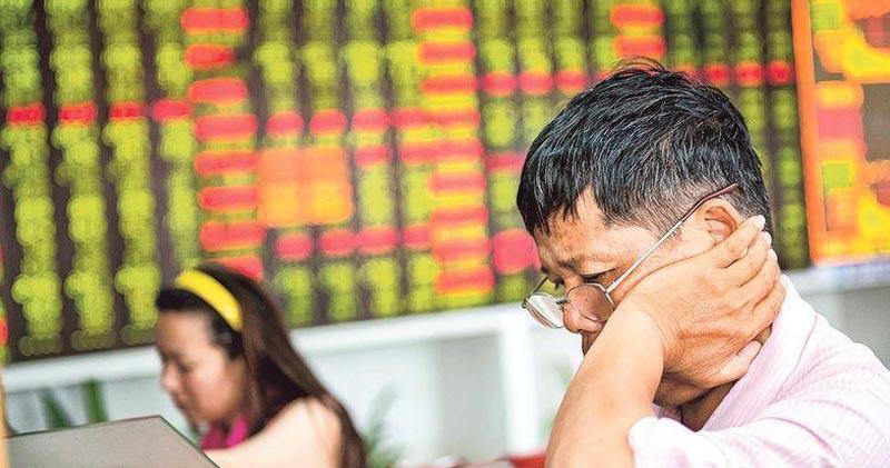 滬指兩連跌 全周跌2.53%