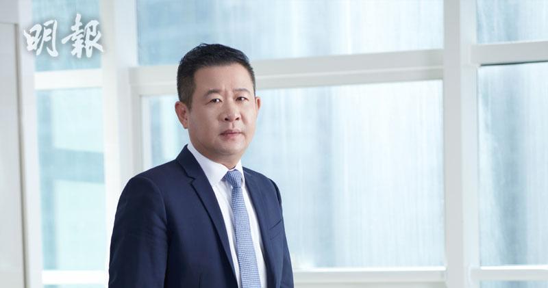 特步主席兼行政總裁丁水波(資料圖片)
