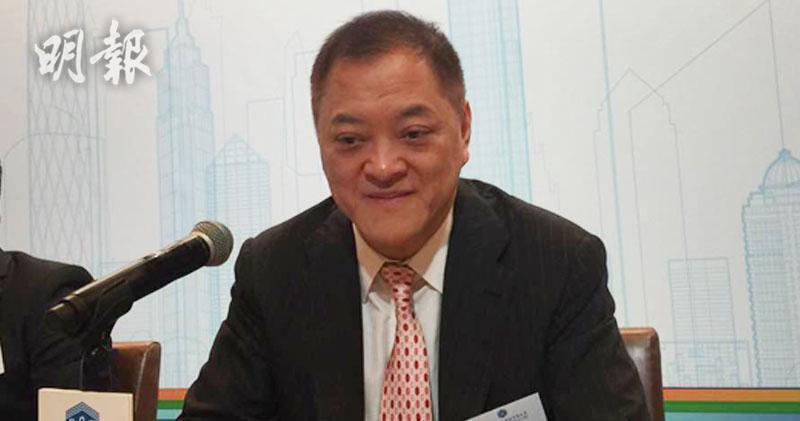 富力董事長李思廉(資料圖片)