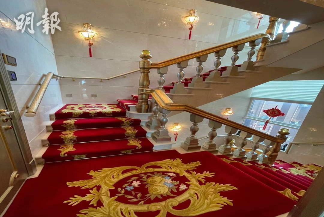 天際屋樓梯(代理提供)