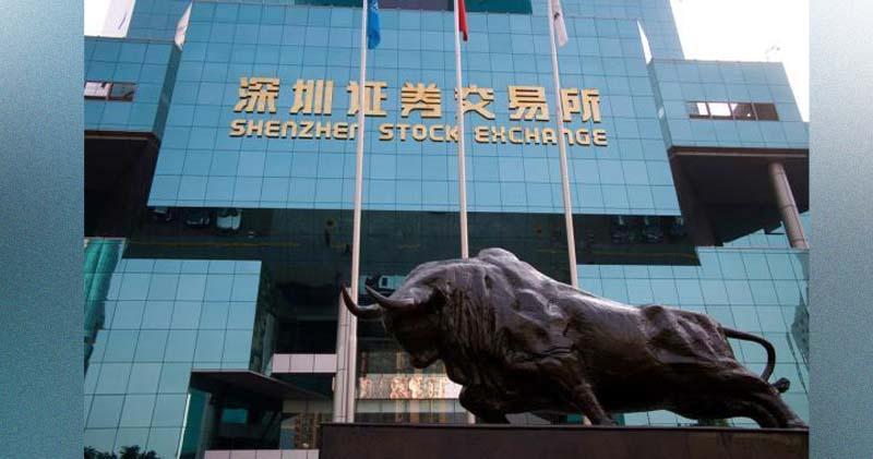 內地股市個別發展 人行淨投放400億人幣