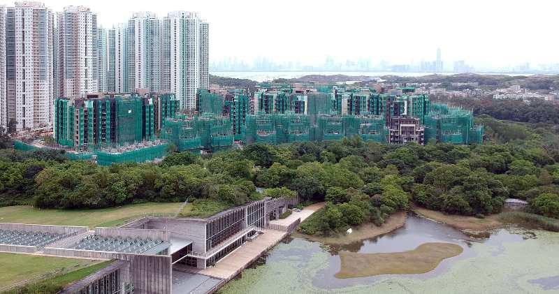 Wetland Seasons Bay實呎再破2萬 標售10伙3房1708萬破頂