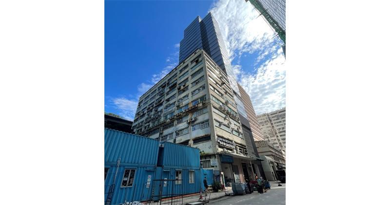 長沙灣聯興工廠大廈85%業權放售 市值6.6億