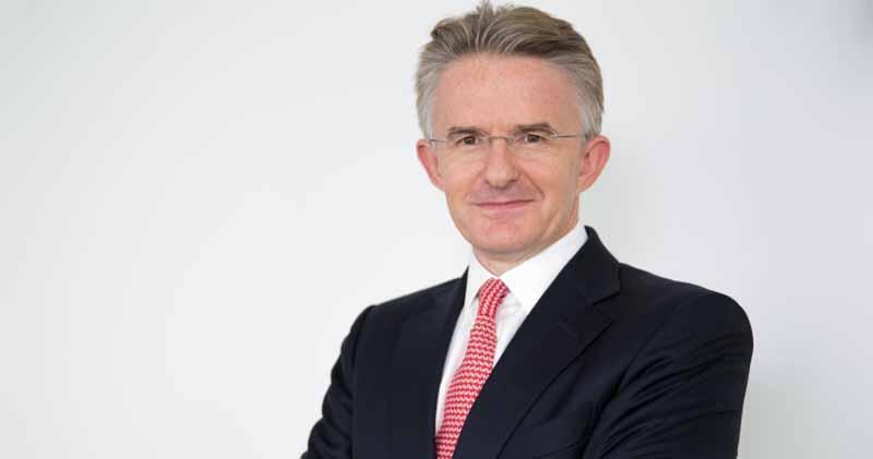 匯控前行政總裁范寧轉搞環保 出掌英國基建銀行