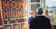 美國上周首申領失業救濟降至34萬人 去年3月以來最低