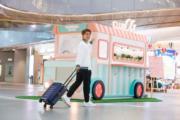 東薈城推Flycation獎賞 謝利化身領隊