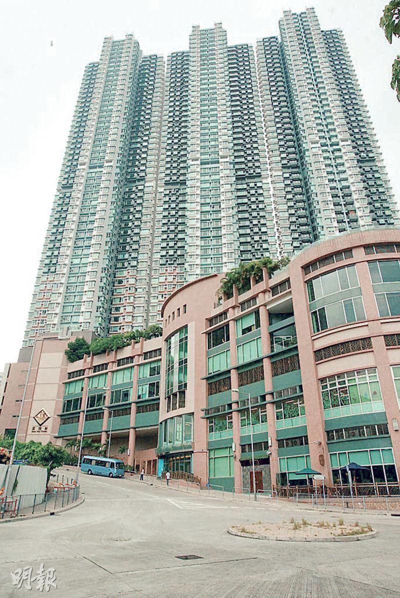 揚海開售前,鴨脷洲深灣軒有2房戶以1238萬元售出,實呎24370元,呎價創屋苑標準戶新高。(資料圖片)