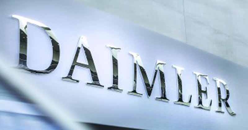 戴姆勒料芯片短缺問題持續至2023年