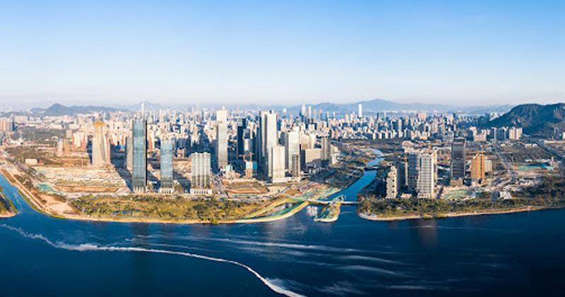 中國國務院:前海面積大增至120平方公里