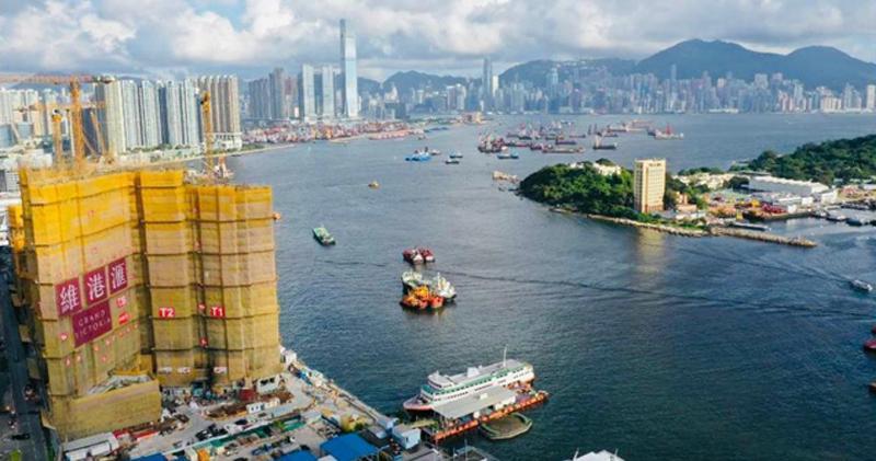 公司客1.88億購維港滙II天池屋 付5651萬辣稅