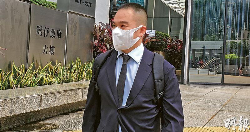 港交所前高層案 辯方:楊金隆妻收錢僅代為投資。圖為楊金隆。