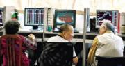 滬深三大指數終止兩連升 兩市成交額突破1.4萬人幣