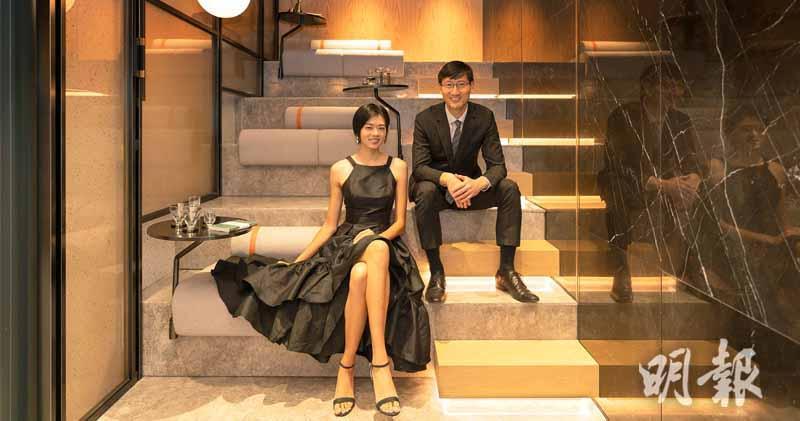 HOLBORN明開價 庭園引入日本雕塑家作品
