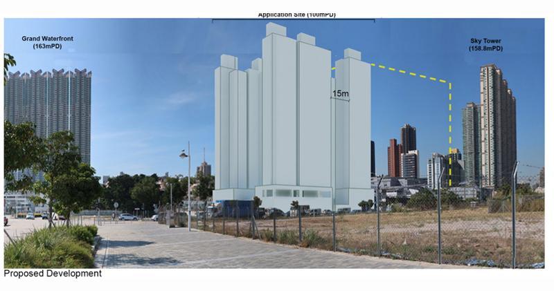 財團宋皇臺多幢工廈申改建746伙住宅 規劃署不反對