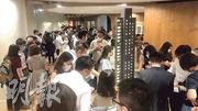 紅磡新盤曼翹日前公布首批50伙價單後,昨日起接受認購登記,市場消息指首日收近560票,超額逾10倍。