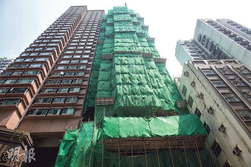 恒地港島堅道73號全新住宅項目,最快下月公布命名及展開推廣。(朱安妮攝)