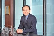 霸菱方偉昌表示,內地監管政策有助穩定社會、金融環境,長遠有助內地經濟持續增長。(資料圖片)