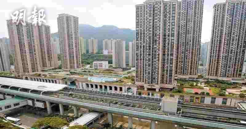 新港城額印鬆綁957萬沽 3年升16%