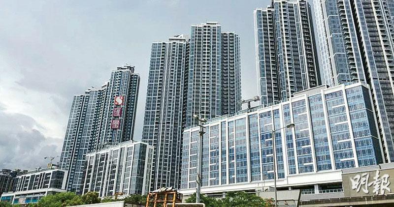 匯璽II 4房雙套4199萬沽 實呎3.4萬