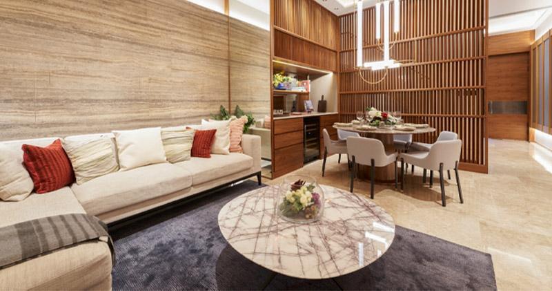 尚悅.天城示範屋3018萬沽 實呎1.7萬元