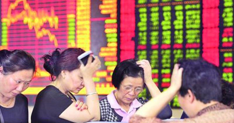 滬深三大指數半日向下 上證跌0.68%