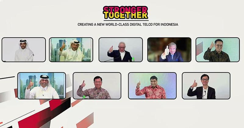 長和合併Ooredoo印尼電訊業務 霍建寧:強調長遠發展 對印尼有信心
