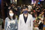 右為恒基物業營業(二)部總經理韓家輝。