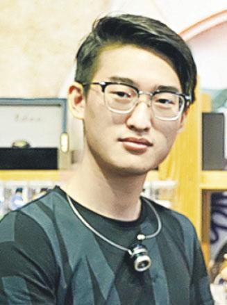 首席製表師姚頌祈